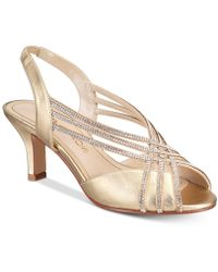 Caparros - Twilight Strappy Evening Sandals - Lyst
