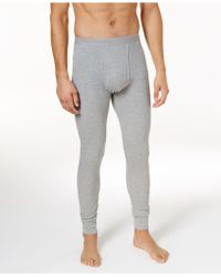Alfani - Men's Big & Tall Thermal Pants - Lyst