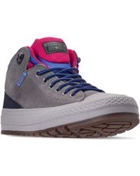 cd0cc852cfb9 Converse - Chuck Taylor All Star Street Boot Casual Sneakers From Finish  Line - Lyst