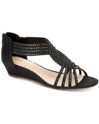 Charter Club - Ginifur Wedge Sandals, Created For Macy's - Lyst