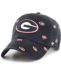 ef7df3bdf84 Lyst - Nike Georgia Bulldogs Game Day Snapback Cap in Red