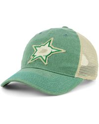 ed9111f1f8 Lyst - adidas Stars Adjustable Slouch Hat in Green for Men