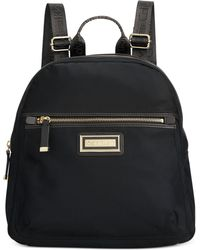 29625e2884 Calvin Klein Belfast Slim Medium Backpack in Brown - Lyst