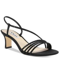 Nina - Gerri Evening Sandals - Lyst