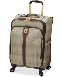 """London Fog - Knightsbridge 21"""" Carry On Expandable Spinner Suitcase - Lyst"""