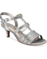 Karen Scott - Alixa Slingback Evening Sandals, Created For Macy's - Lyst