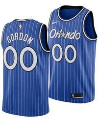 9eadbda7847 Nike - Aaron Gordon Orlando Magic Hardwood Classic Swingman Jersey - Lyst