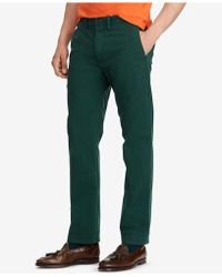 Polo Ralph Lauren - Classic-fit Bedford Chino Pants - Lyst