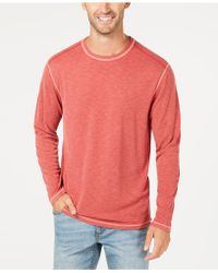 Tommy Bahama - Flip Side Reversible Long-sleeve T-shirt - Lyst