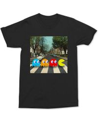 Changes - Abbey Road Pac-man Graphic T-shirt - Lyst