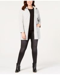 Style & Co. - Plus Size Sweater Blazer, Created For Macy's - Lyst