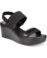 Alfani - Maybell Platform Wedge Sandals, Created For Macy's - Lyst