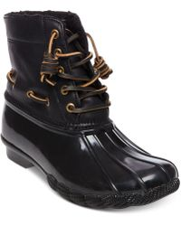 Steve Madden - Women's Torrent Rain Boots - Lyst