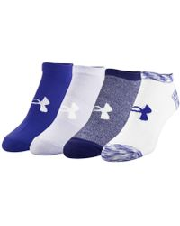 Under Armour - Heatgear® Socks - Lyst