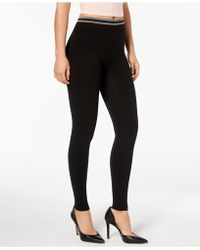 Hue - Power Compression Seamless Leggings - Lyst