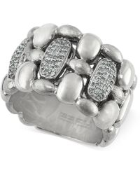 Effy Collection - Balissima By Effy Diamond Ring (1/3 Ct. T.w.) In Sterling Silver - Lyst