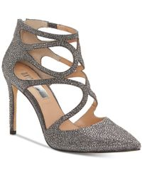INC International Concepts - Kaffe Caged Evening Pumps, Created For Macy's - Lyst