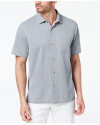 Tommy Bahama - Coastal San Clemente Silk Shirt, Created For Macy's - Lyst