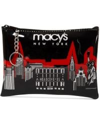 Macy's - City Glitter Cosmetic Case - Lyst