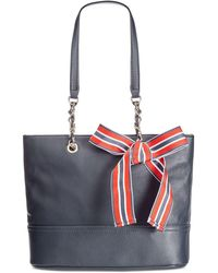 Giani Bernini - Pebble Chain Small Tote - Lyst