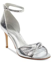 Marc Fisher - Brodie Bow Dress Sandals - Lyst