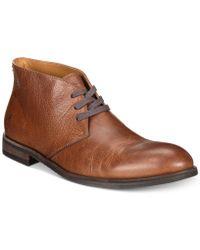 Frye - Scott Chukka Boots, Created For Macy's - Lyst