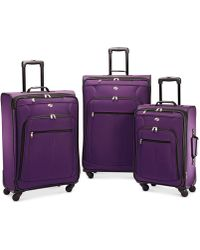 American Tourister - Pop Plus 3-pc. Spinner Set - Lyst