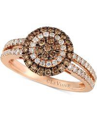 Le Vian - Diamond Ring (7/8 Ct. T.w.) In 14k Rose Gold - Lyst