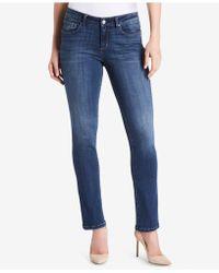 Vintage America - Wonderland Slim Straight-leg Jeans - Lyst