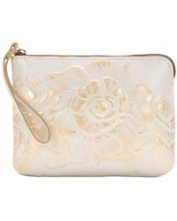 Patricia Nash - Cassini Tooled Wristlet - Lyst
