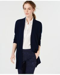 Charter Club - Pure Cashmere Duster In Regular & Petite Sizes, Created For Macy's - Lyst