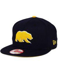 sale retailer 92b72 f321a 47 Brand California Golden Bears Franchise Cap in Blue for Men - Lyst
