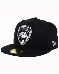 KTZ - Black Dub 59fifty Cap - Lyst