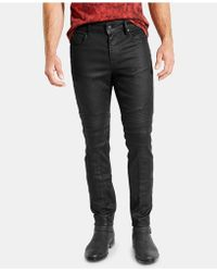 Guess - Mens Slim-fit Tapered Jeans - Lyst