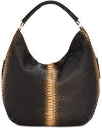 Calvin Klein | Samira Slouchy Pebble Extra-large Hobo | Lyst