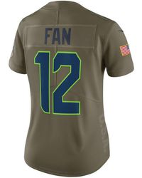 cfdd9b24784 Pittsburgh Steelers Funnel Logo Long Sleeve T-shirt. $70. Macy's · Nike -  Salute To Service Jersey - Lyst