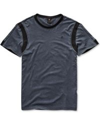 28a65f156ba G-Star RAW Tairi Camo-colorblocked T-shirt, Created For Macy's in Gray for  Men - Lyst