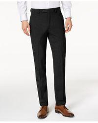Calvin Klein - Infinite Stretch Skinny-fit Dress Pants - Lyst