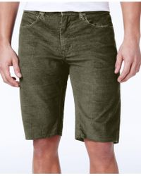 Ezekiel - Men's Bryce Slim-fit Stretch Denim Shorts - Lyst