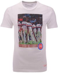 fb10d9b392a Mitchell   Ness Dennis Rodman Detroit Pistons Name And Number Mesh ...