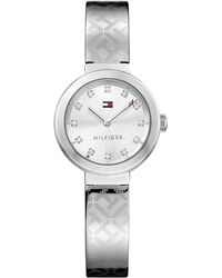 Tommy Hilfiger - Women's Sophisticated Sport Stainless Steel Bangle Bracelet Watch 28mm 1781714 - Lyst