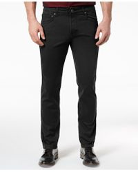 INC International Concepts - Stretch Twill Trousers, Created For Macy's - Lyst