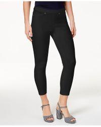 Hue - Original Denim Capri Leggings, Created For Macy's - Lyst