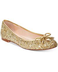 Kate Spade - Willa Ballet Flats - Lyst