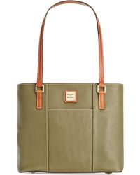 Dooney & Bourke - Pebble Small Lexington Shopper - Lyst