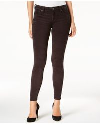 Kut From The Kloth - Skinny Corduroy Ankle Trousers - Lyst