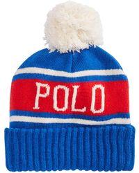 Polo Ralph Lauren - Downhill Skier Stadium Hat - Lyst