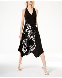 INC International Concepts - I.n.c. Floral Cutout-back Dress, Created For Macy's - Lyst