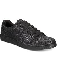 INC International Concepts - Silas Glitter Sneaker, Created For Macy's - Lyst