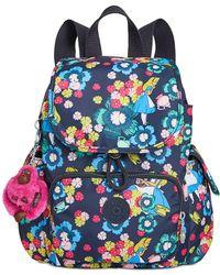 Kipling - Disney's® Alice In Wonderland City Pack Extra Small Backpack - Lyst